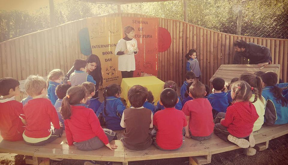 Semana de la Cultura Farmland School