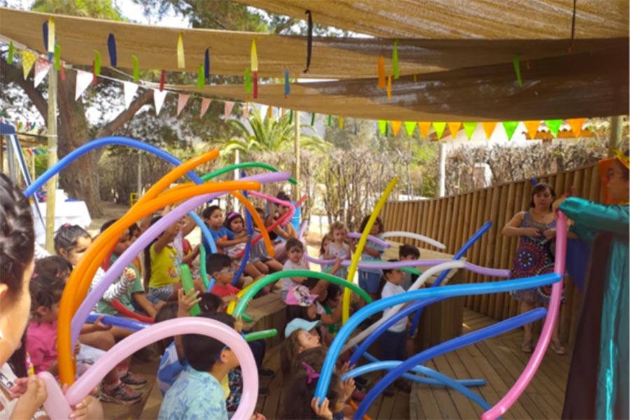 Farmlandschool - Fin año Preschool 3