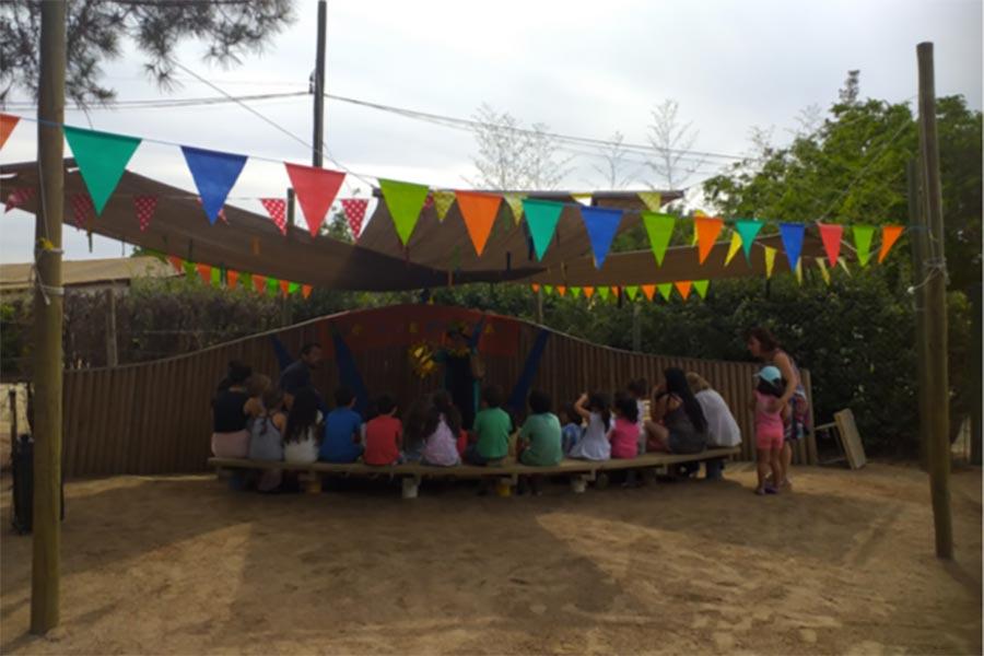 Farmlandschool - Fin año Preschool 1