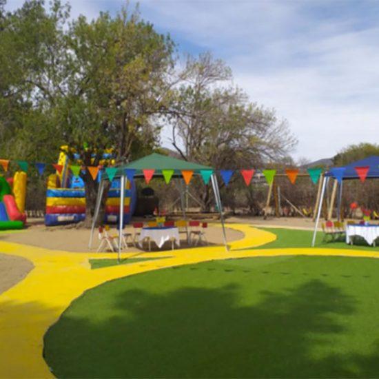 FarmlandSchool - Patio Preschool