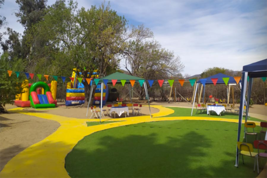 FarmlandSchool - Patio Preschool