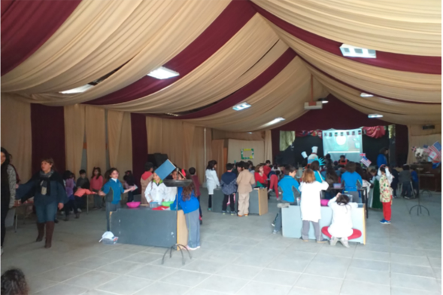 Farmlanschool - English Day 2