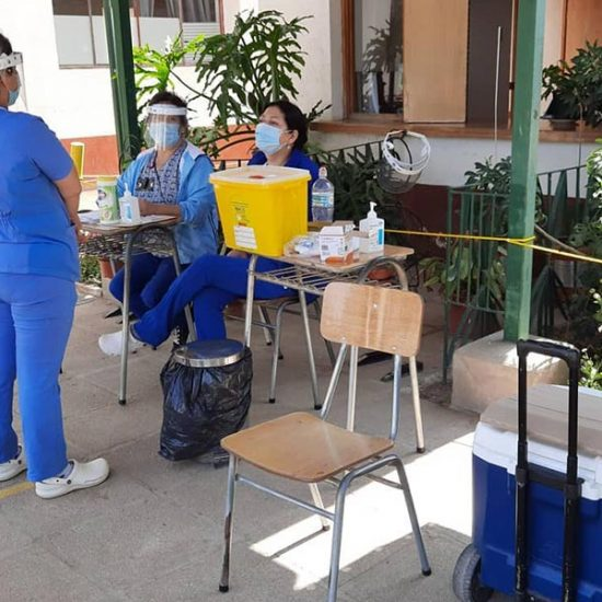 Vacunación PreSchool FarmandSchool